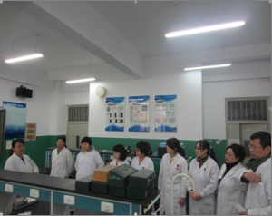 The Medical Examination Department Organized the Activity of Experimental Skills Competition for You