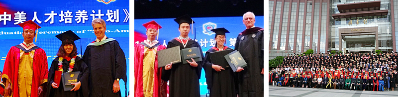 Our campus participated in the Tenth Graduation ceremony Of