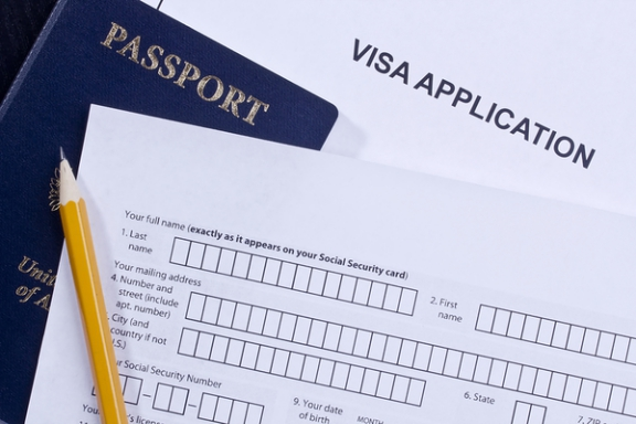 Visa Application For South African Students