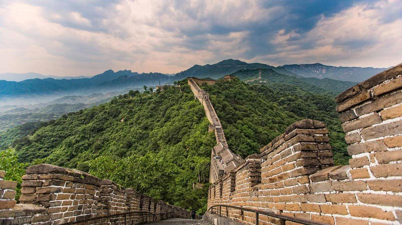 Great-Wall-of-China-and-HBNU