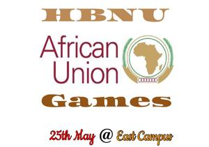 The African Union Games at HBNU