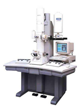 Japan H-7650 Transmission Electron Microscope | Hebei North University